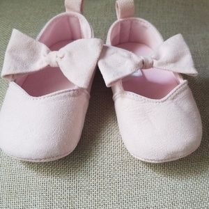 Carter Baby Girl Shoes